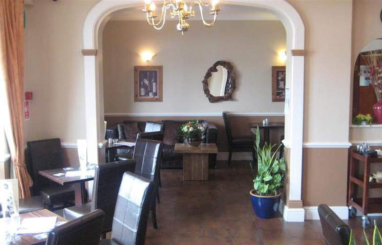 Best Western Princes Marine - Restaurant - 94