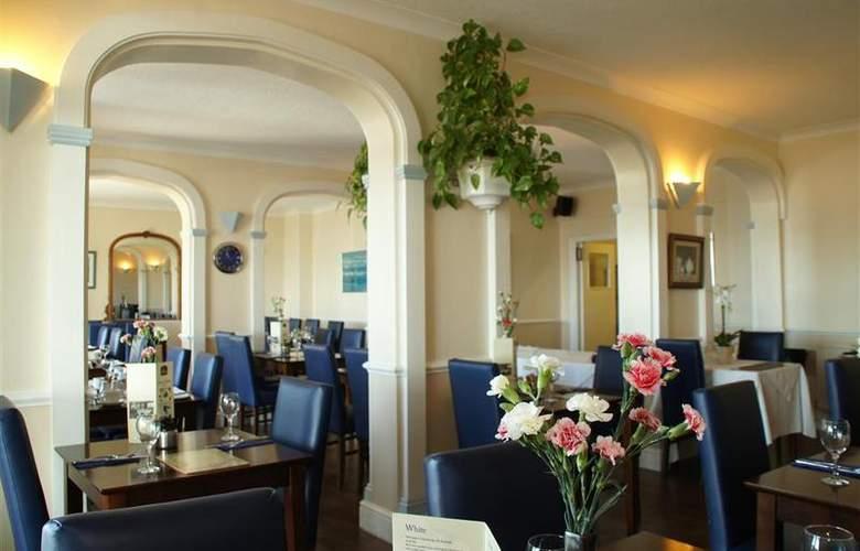 Best Western Princes Marine - Restaurant - 95