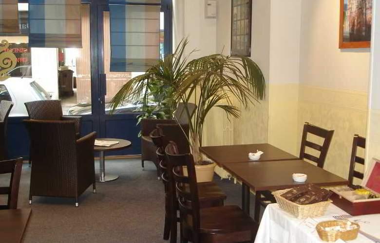 Inter-Hotel Notre Dame - Restaurant - 14