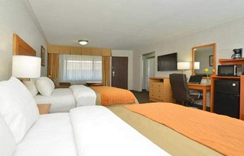 Comfort Inn Near Old Town Pasadena - Room - 8