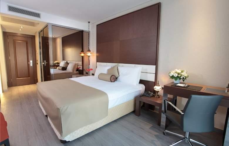 Istanbul Dora Hotel - Room - 14