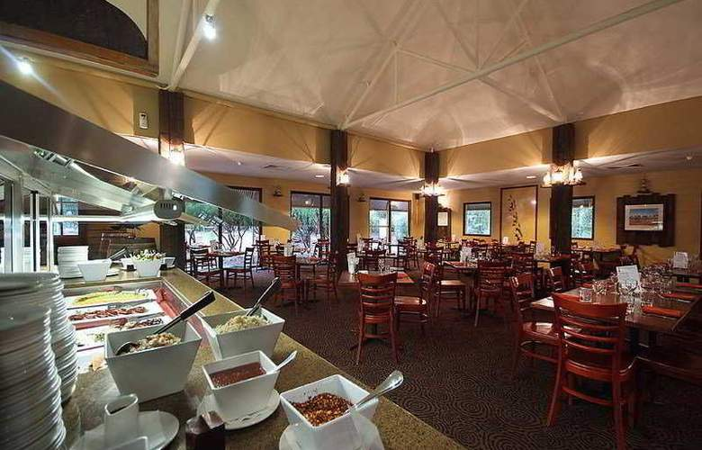 Outback Pioneer Hotel by Voyages - Restaurant - 8