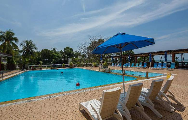 Copthorne Orchid Hotel Penang - Pool - 20