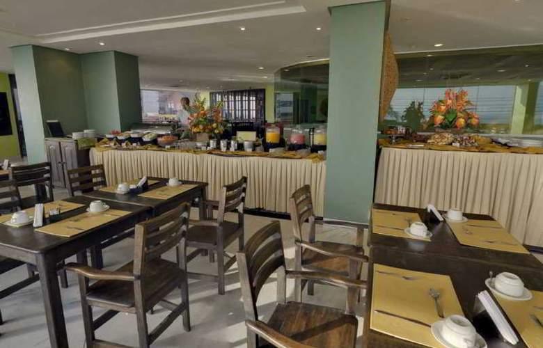 Golden Tulip Interatlantico - Restaurant - 8