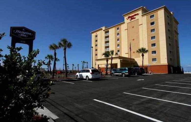 Hampton Inn Daytona Beach/Beachfront, FL - Hotel - 0