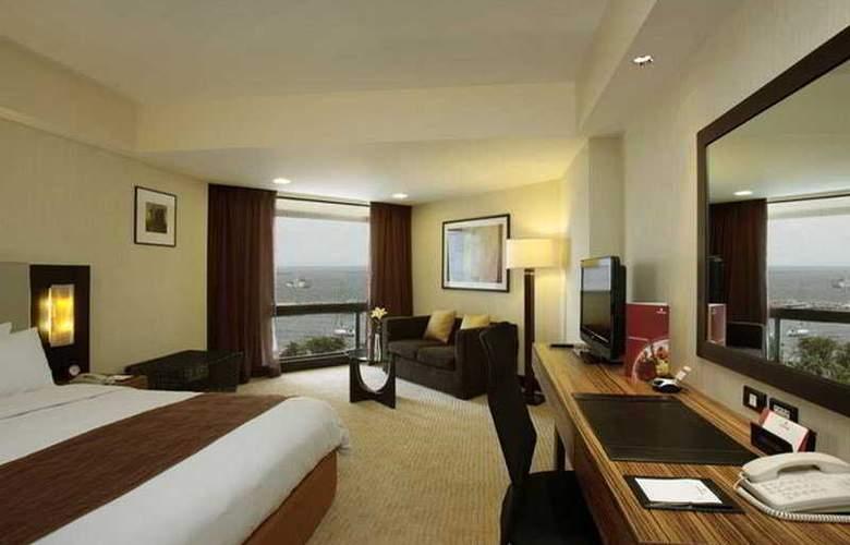 Traders Hotel Manila - Room - 5
