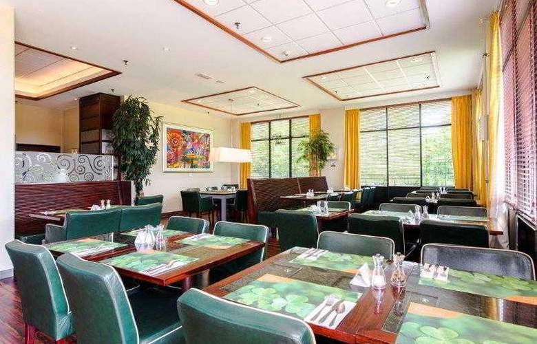 Courtyard By Marriott Amsterdam Airport - Restaurant - 20