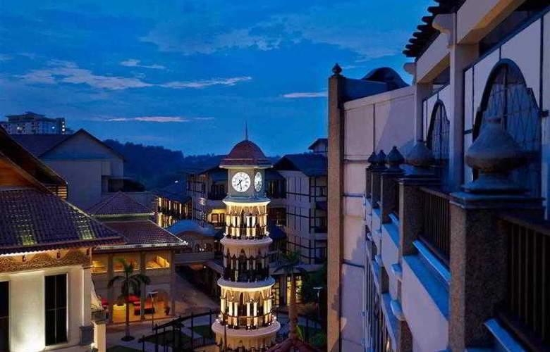 Pullman Putrajaya Lakeside - Hotel - 8
