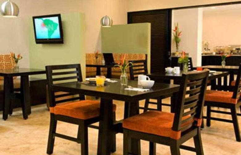Residence Inn San Jose Escazu - Restaurant - 9