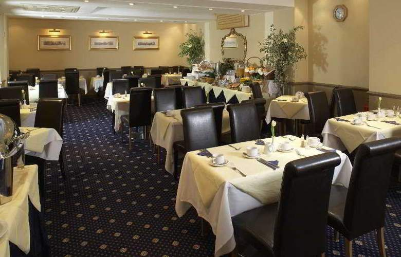 Mercure London Hyde Park - Restaurant - 9