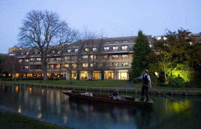 DoubleTree by Hilton Hotel Cambridge City Centre - Hotel - 0