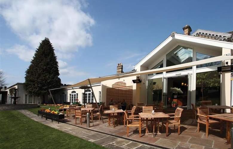 Best Western Willerby Manor Hotel - Hotel - 40