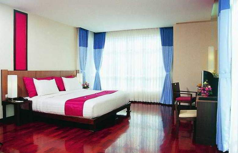 Pattaya Discovery Beach Hotel - Room - 3