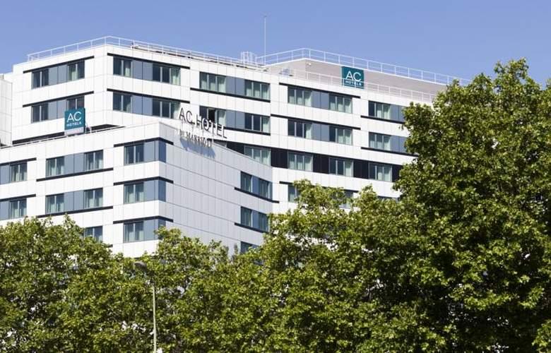 AC Hotel Paris Porte Maillot - Building - 0