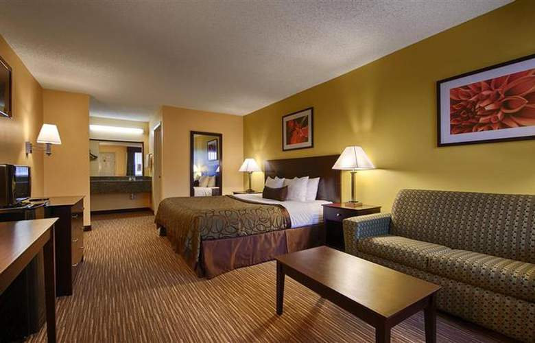 Best Western Executive Inn - Room - 42