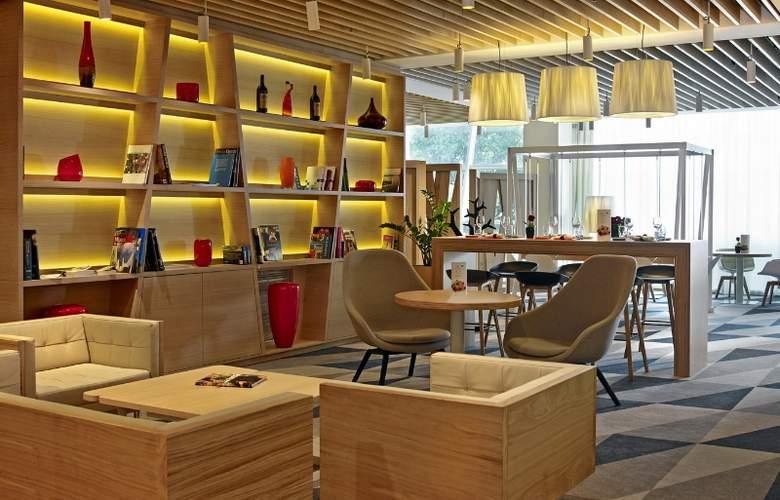 Novotel Warsaw Centrum - Restaurant - 5