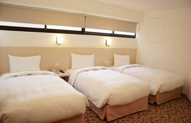 Green World Hotel Song Jiang - Room - 7