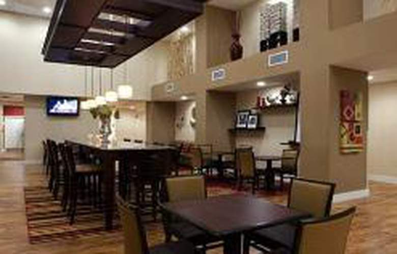 Hampton Inn & Suites Panama City Beach-Pier Pa - Restaurant - 1
