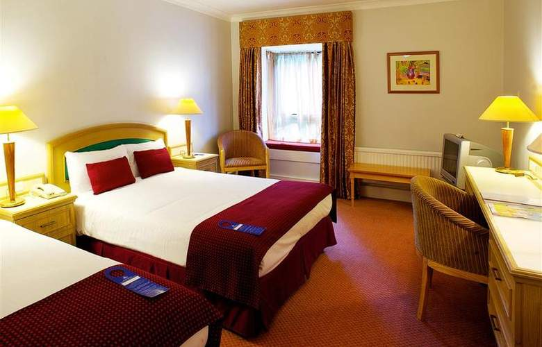 Best Western The Watermill - Room - 2