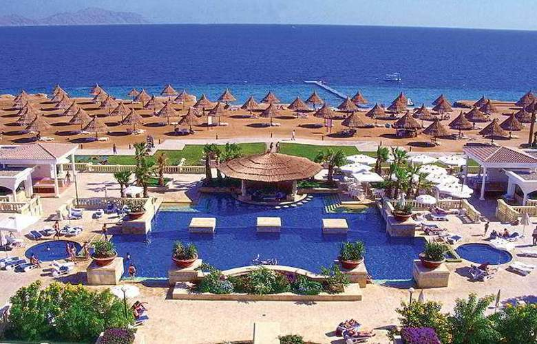 Sheraton Sharm Hotel Main Building - Pool - 2
