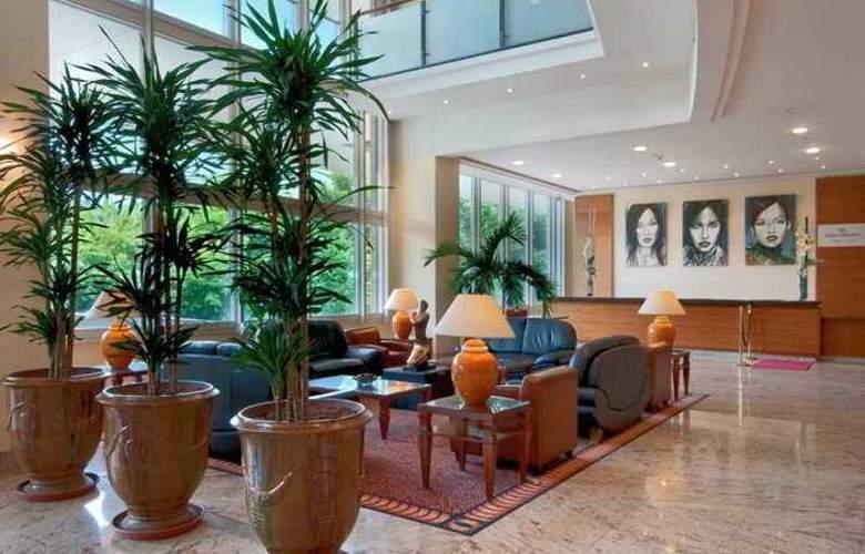 Lyon Marriott Hotel Cité International - Hotel - 5