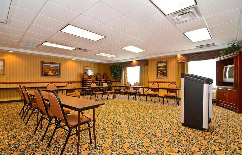 Best Western Executive Inn & Suites - Conference - 138