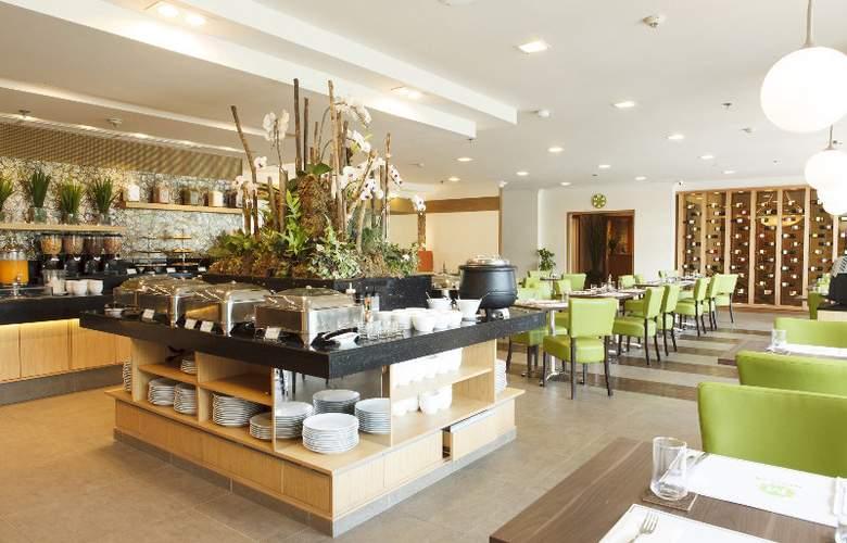 The Linden Suites - Restaurant - 3