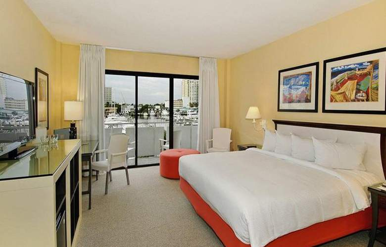 Bahia Mar Ft Lauderdale Beach-Doubletree by Hilton - Room - 28