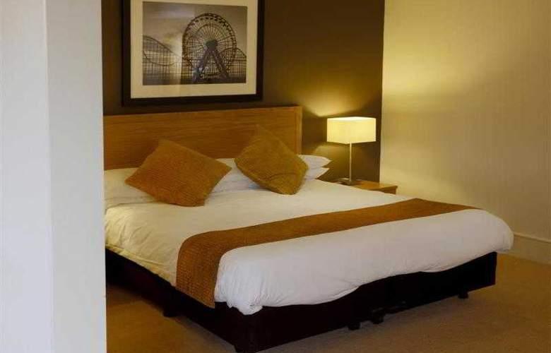 Best Western Stoke-On-Trent Moat House - Hotel - 36