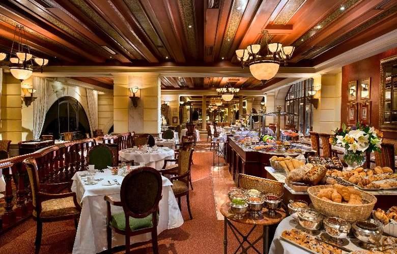 The Michelangelo - Restaurant - 4