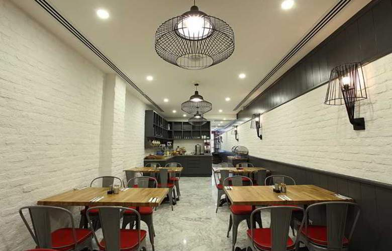 Q Pera Hotel - Restaurant - 2