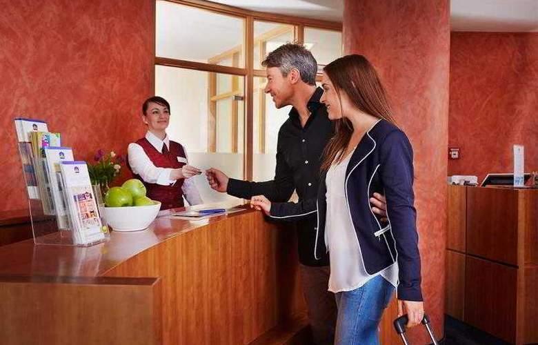 Best Western Premier Airporthotel Fontane Berlin - Hotel - 30