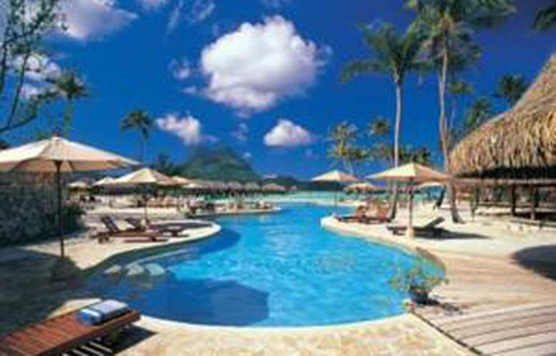 Bora Bora Pearl Beach Resort & Spa - Pool - 2