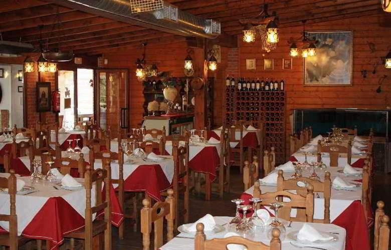 Hosteria San Emeterio - Restaurant - 13