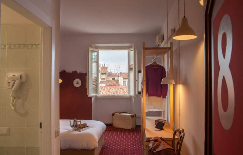 Florence Dome hotel - Room - 13