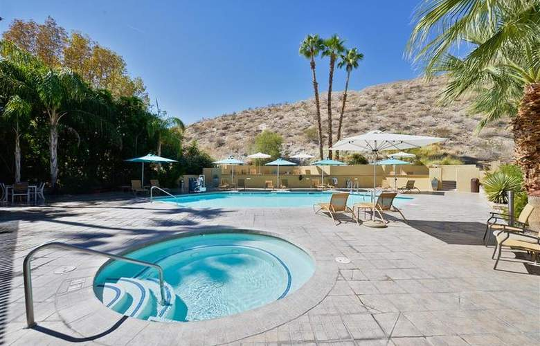 Best Western Inn at Palm Springs - Pool - 110