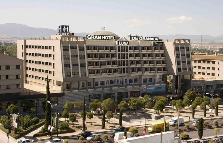 Sercotel Gran Luna de Granada - Hotel - 7