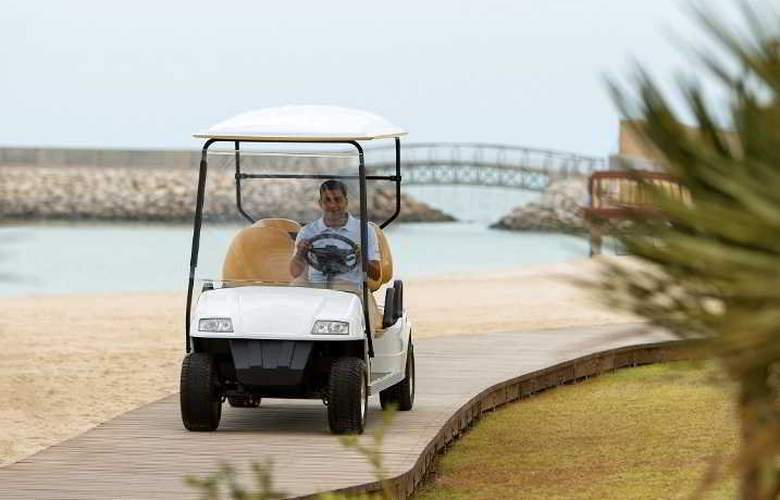 Jumeirah Messilah Beach Hotel & Spa - Beach - 3