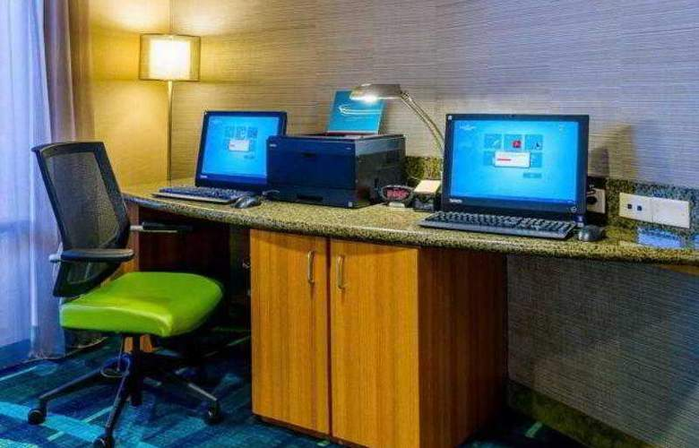 SpringHill Suites Hagerstown - Hotel - 6