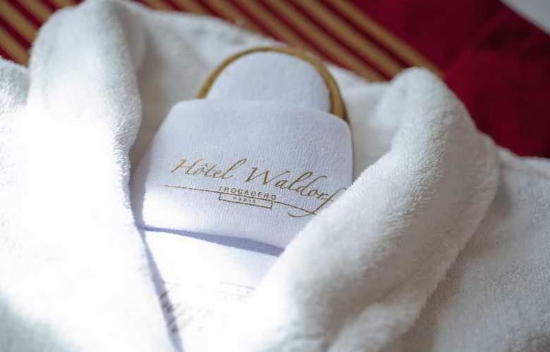 Waldorf Trocadero - Room - 17