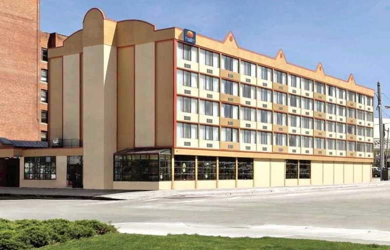 Comfort Inn Downtown Cleveland - Hotel - 1