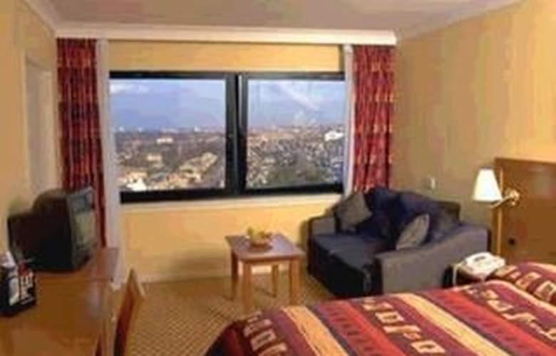 Holiday Inn Edinburgh City West - Room - 2