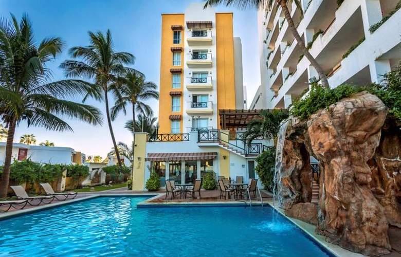 Best Western Posada Freeman Zona Dorada - Hotel - 12