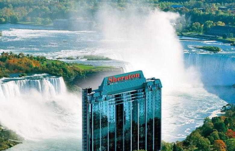 Sheraton on The Falls - Hotel - 14