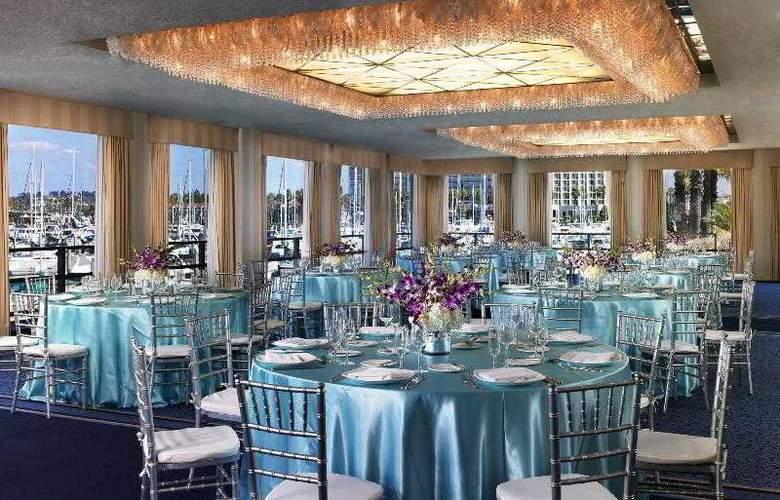 Sheraton San Diego Hotel & Marina - Conference - 48
