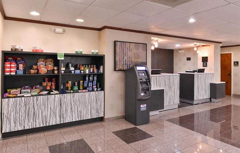 Best Western Plus Richmond Airport Hotel - General - 85