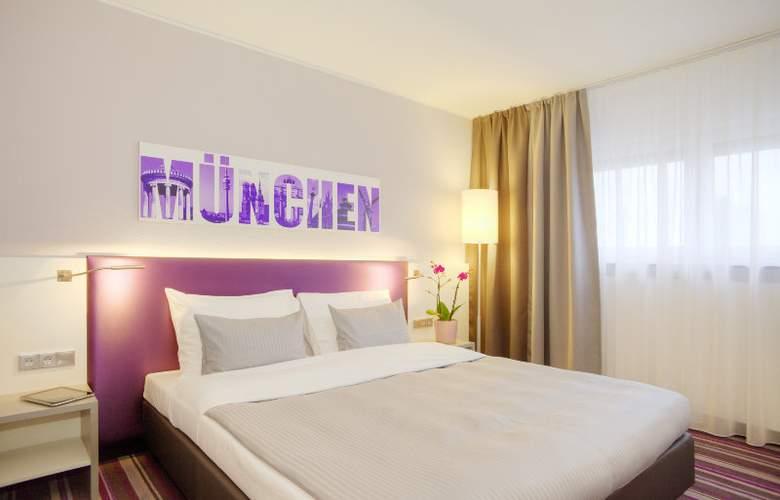 Rilano 24/7 Hotel München City - Room - 2