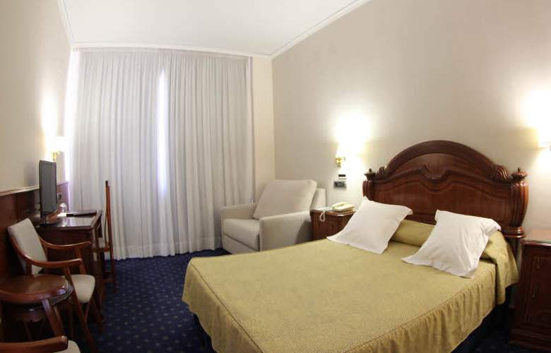 Vila-Real Palace - Room - 12