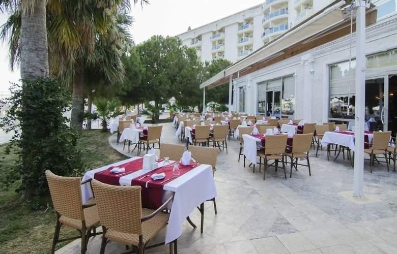 Garden Of Sun Hotel - Terrace - 8