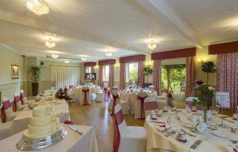 Best Western Webbington - Hotel - 20